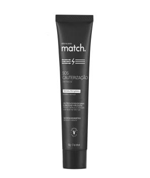 Máscara Capilar Pós-Química Match SOS Cauterização Promocional 50g