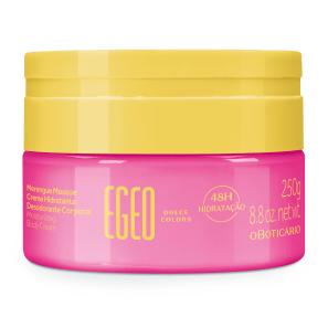 Merengue Mousse Creme Hidratante Desodorante Corporal Egeo Dolce Colors 250g