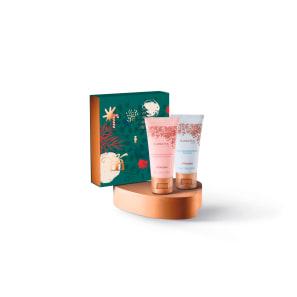 Kit Presente Floratta Mãos: Creme Hidratante para as Mãos Blue 30g + Creme Hidratante para as Mãos Rose 30g