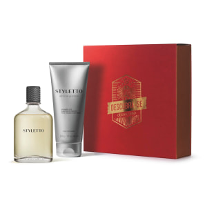 Kit Presente Dia dos Pais Boticollection Styletto: Desodorante Colônia 100ml + Sabonete Líquido 200g