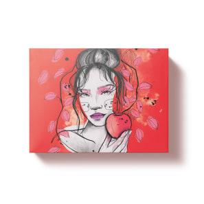 Kit Presente Dia dos Namorados Floratta Red (4 itens)