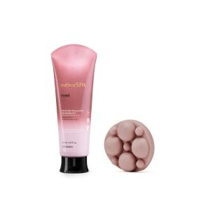 Combo Presente Nativa Spa Rosé: Loção Revitalizante Desodorante 200ml + Sabonete em Barra Massageador 90g