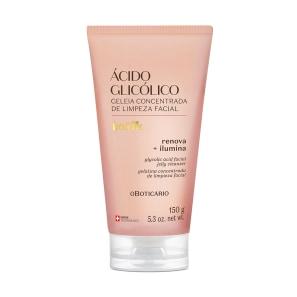 Geleia Concentrada de Limpeza Facial Ácido Glicólico Botik 150g