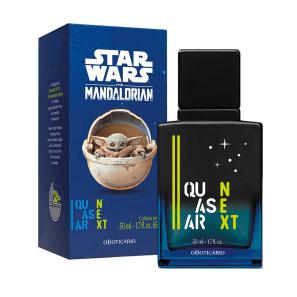 Quasar Next Colônia Star Wars The Mandalorian 50ml
