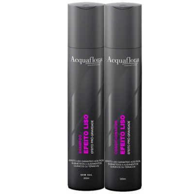 Acquaflora Efeito Liso Duo Kit (2 Produtos)