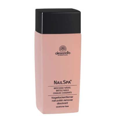 Alessandro Nail Spa Nail Polish Remover Rose - Removedor de Esmalte 120ml