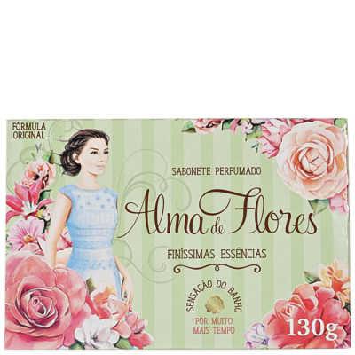 Alma de Flores Finíssimas Essências - Sabonete em Barra 130g