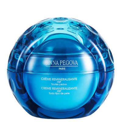 Anna Pegova Crème Remineralisante Hsp Toutes Peaux - Creme Reparador 40ml