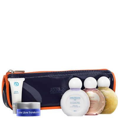 Anna Pegova Essencial Azul Marinho Kit (5 Produtos + Nécessaire)