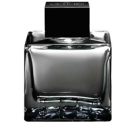 Antonio Banderas Perfume Masculino Seduction In Black for Men - Eau de Toilette 50ml