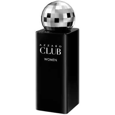 Azzaro Club Women Perfume Feminino - Eau de Toilette 75ml