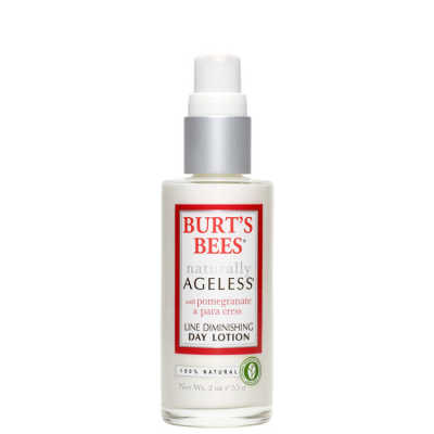 Burt's Bees Naturally Ageless Day Lotion - Hidratante Anti-idade 55g