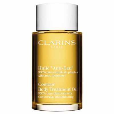 Clarins Contour Body Treatment Oil - Tratamento para Pernas 100ml