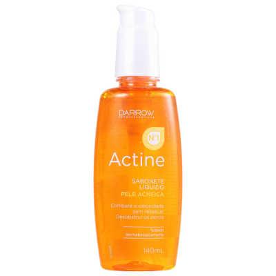 Darrow Actine Pele Acneica - Sabonete Líquido 140ml