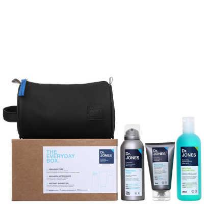 Dr. Jones The Everyday Box Kit (3 Produtos + Nécessaire)