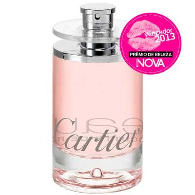 Cartier Perfume Feminino Eau de Cartier Goutte de Rose - Eau de Toilette 100ml