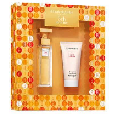 Elizabeth Arden Conjunto Feminino 5th Avenue - Eau de Parfum 30ml + Loção 50ml