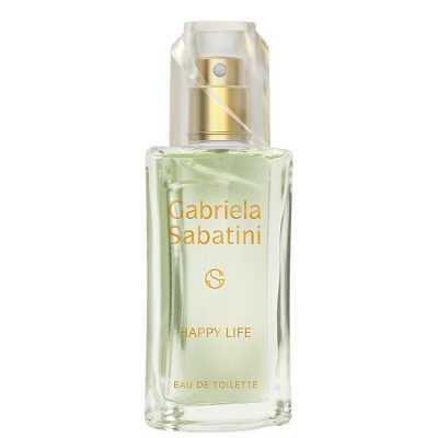 Gabriela Sabatini Perfume Feminino Happy Life - Eau de Toilette 30ml