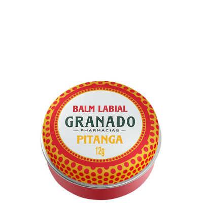 Granado Balm Labial Pitanga - Hidratante Labial 12g