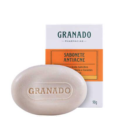 Granado Granaderma Antiacne - Sabonete em Barra 90g