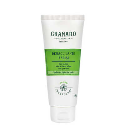 Granado Granaderma Oil-Free - Demaquilante Facial 100g