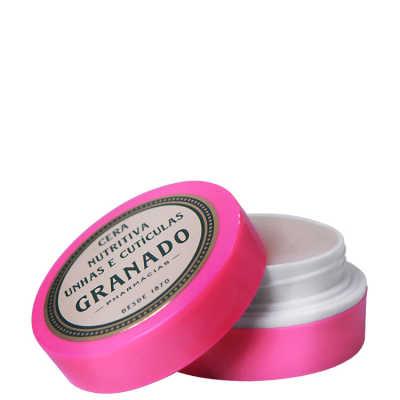 Granado Pink Cera Nutritiva Unhas e Cutículas - Hidratante 7g