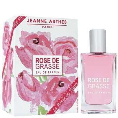 Jeanne Arthes Perfume Feminino Ronde Des Fleurs Rose de Grasse - Eau de Parfum 30ml