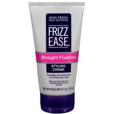 John Frieda Frizz-Ease Straight Fixation Smoothing Crème - Finalizador 142g