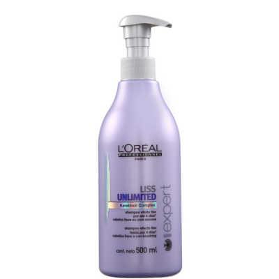 L'Oréal Professionnel Liss Unlimited - Shampoo 500ml