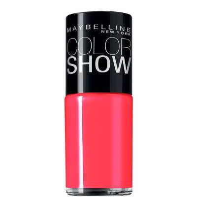 Maybelline Color Show 215 Urban Coral - Esmalte 10ml