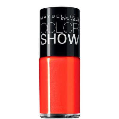 Maybelline Color Show 240 Vibrant Orange - Esmalte 10ml
