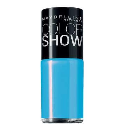Maybelline Esmalte Color Show 350 Cool Blue 10ml