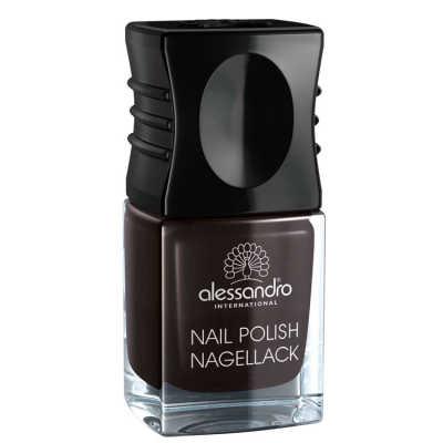Alessandro Nail Polish Black Cherry - Esmalte 10ml