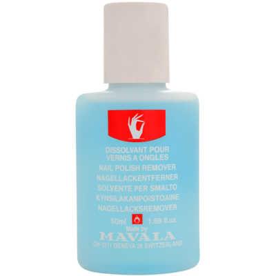 Mavala Nail Polish Remover Blue 50ml