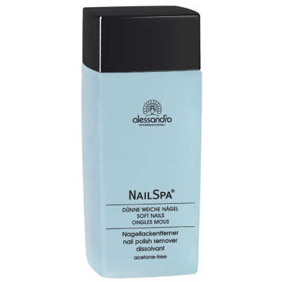Alessandro Nail Spa Nail Polish Remover Lavender - Removedor de Esmalte 120ml