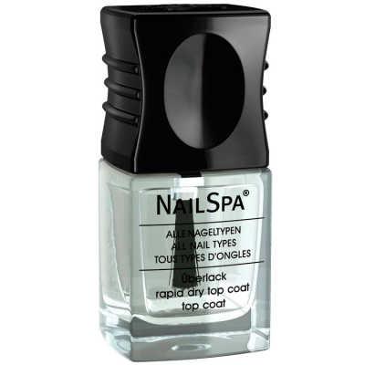 Alessandro Nail Spa Rapid Dry Top Coat - Cobertura de Secagem Rápida 10ml