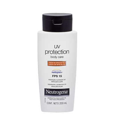 Neutrogena Body Care UV Protection - Creme Hidratante FPS 15 200ml