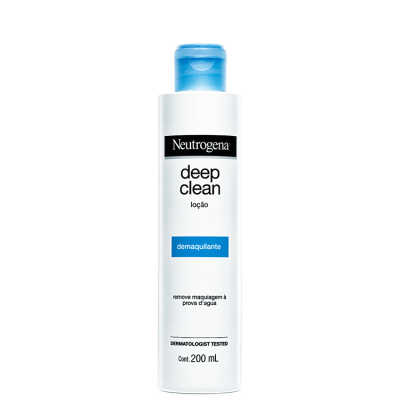 Neutrogena Deep Clean - Loção Demaquilante 200ml