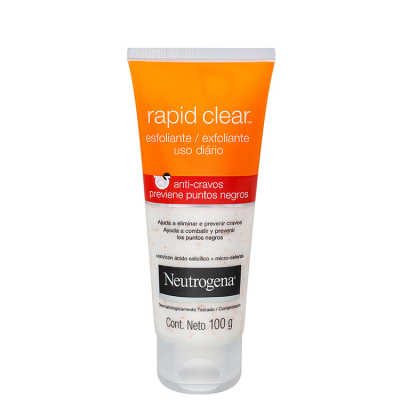 Neutrogena Rapid Clear Anti-cravos - Esfoliante 100g