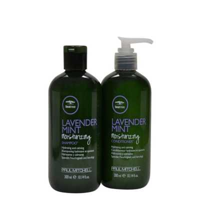 Paul Mitchell Tea Tree Mint Kit (2 Produtos)