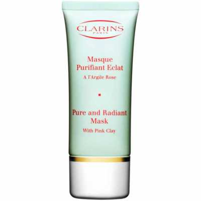 Clarins Pure and Radiant Mask - Máscara 50ml