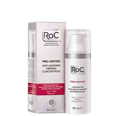 Roc Pro-Define Anti-Sagging Firming Concentrate - Creme Facial Firmador 50ml