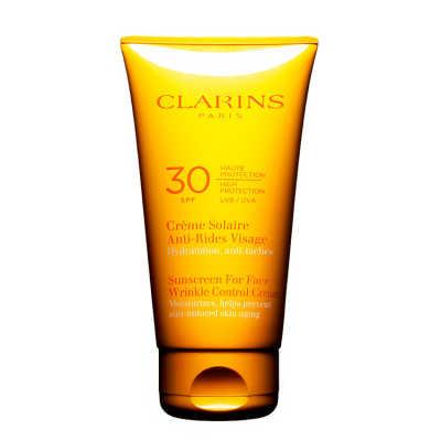 Clarins Sunscreen for Face Wrinkle Control Cream Spf 30 - Protetor Solar Antirrugas 75ml