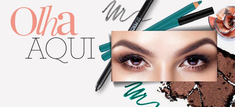 5 maquiagens básicas para os olhos no dia a dia