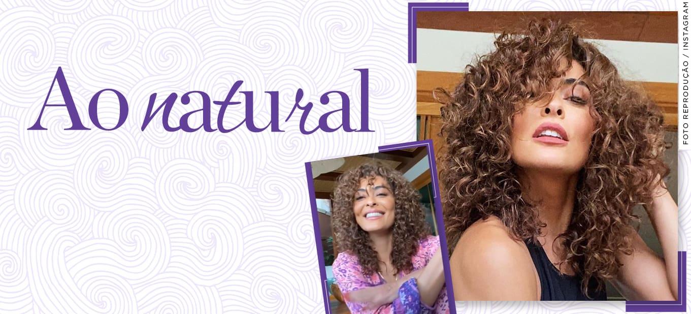 Os segredos do cabelo da Juliana Paes