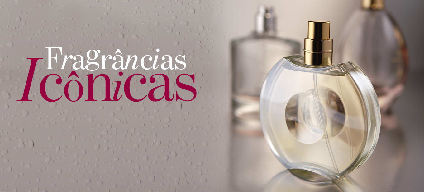 3 perfumes femininos marcantes