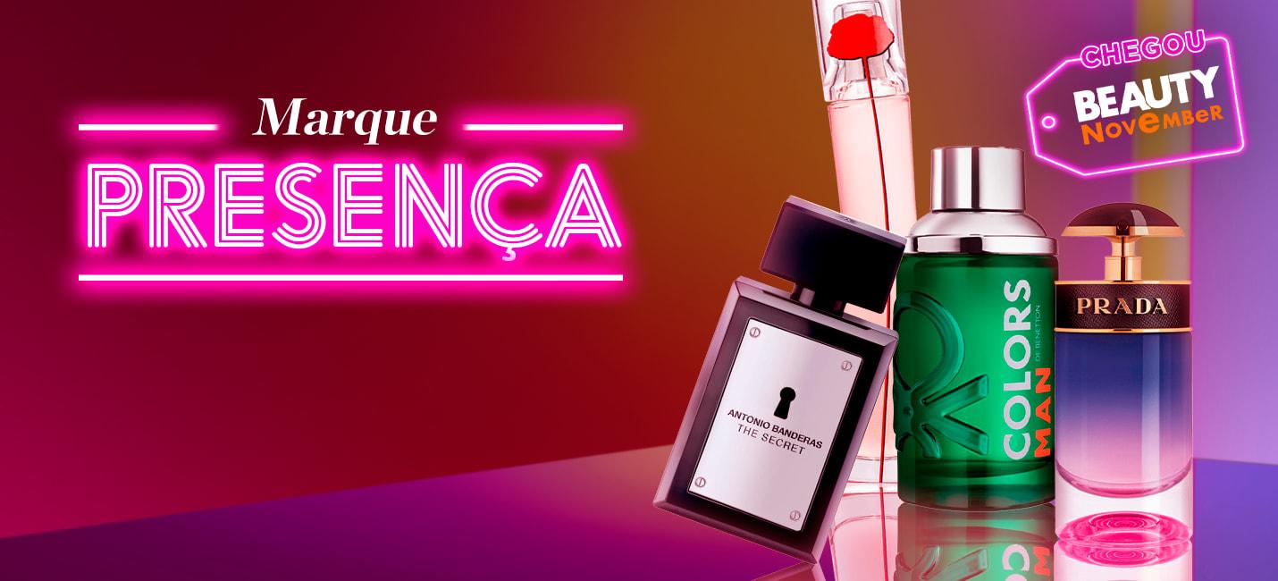 Perfumes para garantir na Beauty November