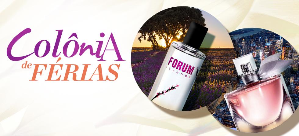 Qual a Diferença Entre Colônia e Perfume?
