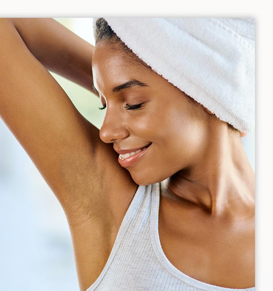 Axilas: como cuidar, depilar e clarear