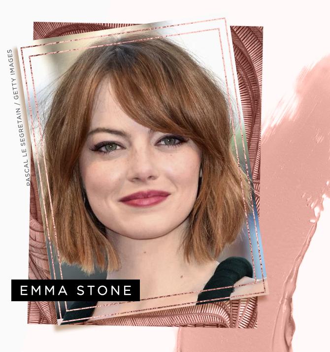 Franja da Emma Stone